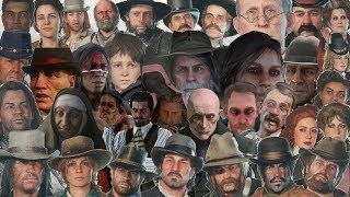 Ranking The Top 50 Most Memorable Characters In Red Dead Redemption 2