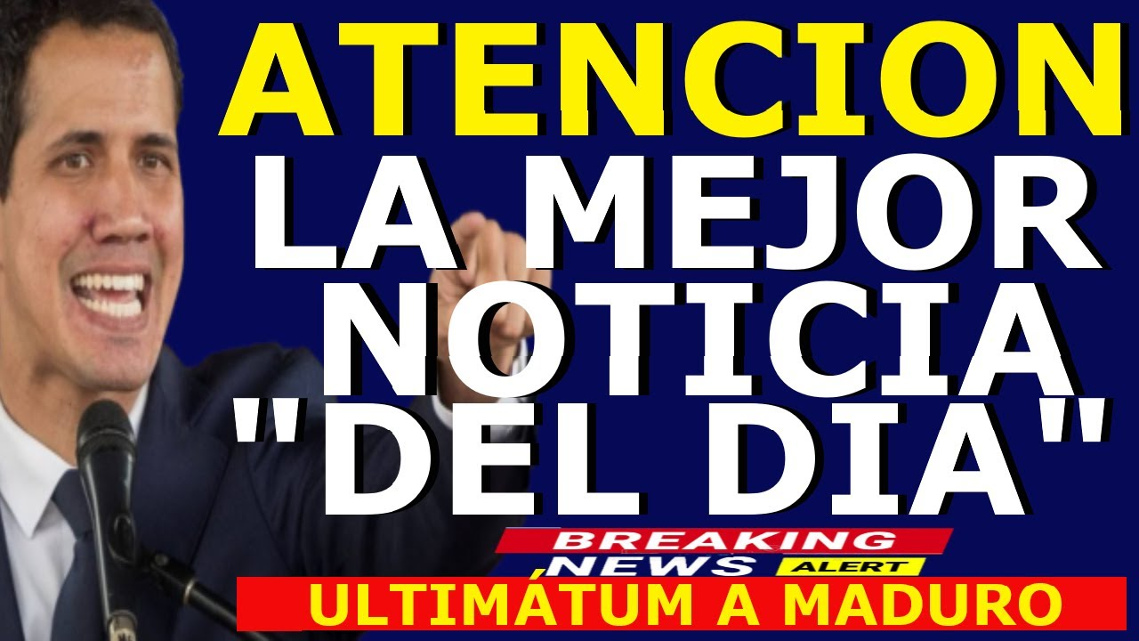 🔴NOTICIAS DE VENEZUELA HOY 04 AGOSTO 2020, JUAN GUAIDO ANUNCIA - ALEX SAAB - CILIA FLORES - MADURO