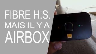 Ma fibre est HS : Vive Airbox
