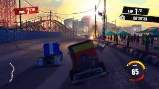 Truck Racer PC Gameplay | 1080p HD