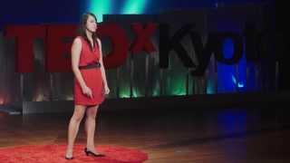 Explorations into being Hafu: Megumi Nishikura at TEDxKyoto 2013