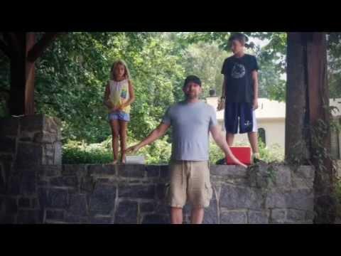 Kristian Bush does the ALS Ice Bucket Challenge