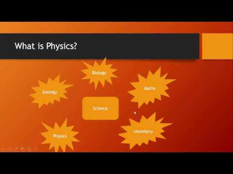 Why to study physics?