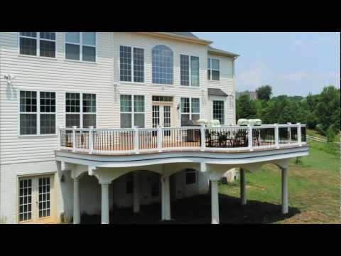 Custom Deck Construction: How to Waterproof a Deck