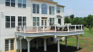 Custom Deck Construction: Waterproof Decks