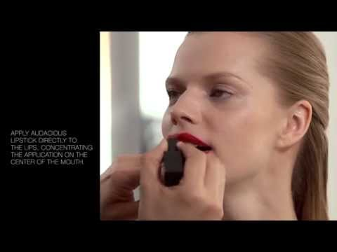 NARS How To: The Iconic Red Lip thumbnail