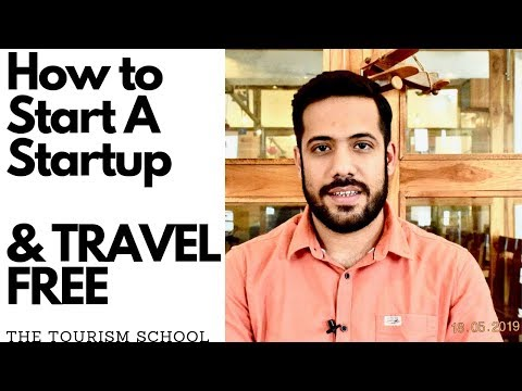 How to Start A Travel Agency without Investment | How to Start a Startup | Escorting Travel Group