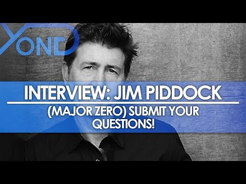 Jim Piddock Major Zero  Incoming! Submit Your Questions!
