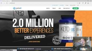 Pruvit Keto OS Leader Shows How to Order (Must Watch!!!)