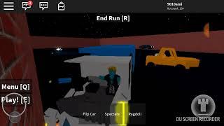 Roblok car crash simulator & life is a high way music video