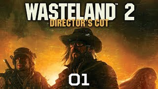 Wasteland 2 Director's Cut ep.01 in LIVE [Gameplay ITA]