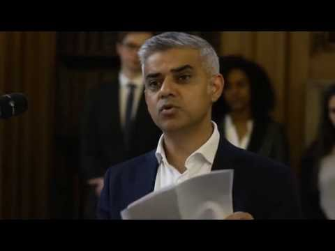 #LambethIftar - Mayor of London Talk