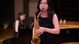 願い[アルトサクソフォーン&ピアノ](山本愛花音)/Wish[Alto Saxophone & Piano]