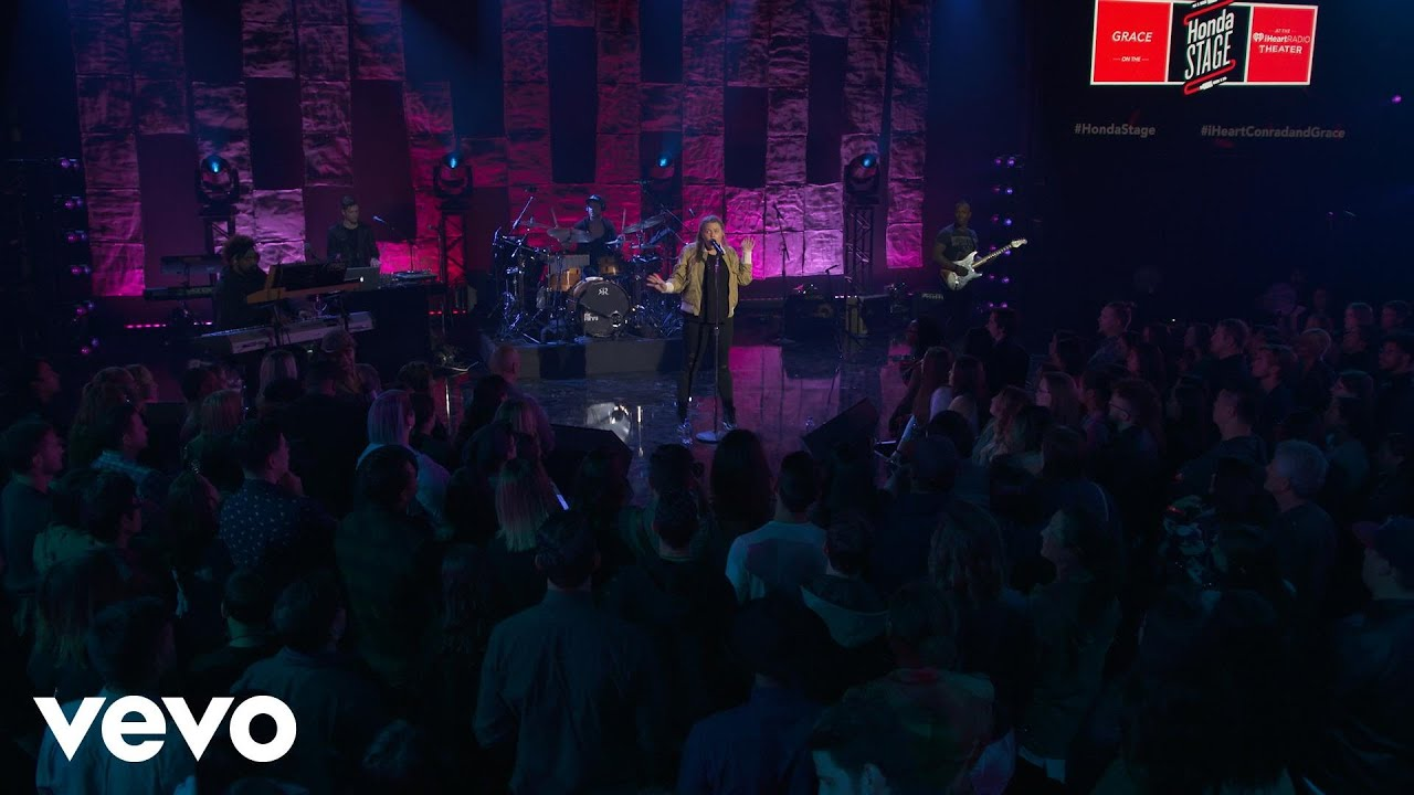 Grace - The Honey (Live on the Honda Stage at the iHeartRadio Theater LA)