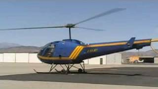 Enstrom Helicopter F280FX So California Flight Tour  Hemet