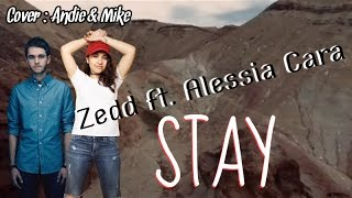 Download Zedd - Stay ft. Alessia Cara ( Traduction française ) MP3 song and Music Video