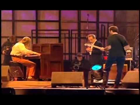 Eric Clapton - Every day i have the Blues - Live in Hyde Park (1997)