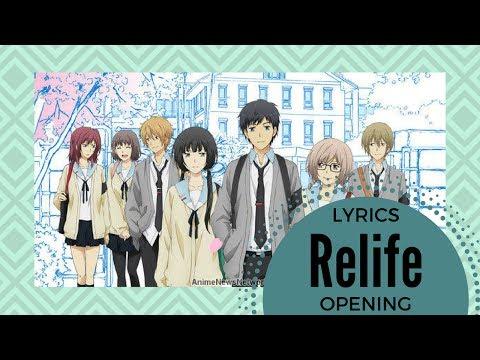 Relife-Opening LYRICS (ROMAJI)