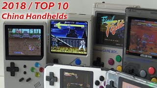- \ WICKED TOP 10 / - 2018 - China Multi Retro Game Handheld Systems