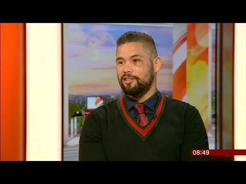TONY BELLEW interview on Tyson Fury FIGHT & Nigel Benn