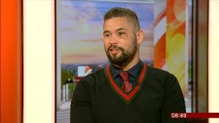 TONY BELLEW interview on Tyson Fury FIGHT & David Haye