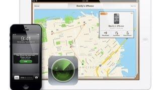 видео «Найти iPhone»: как включить, отключить функцию, искать потерянный iPhone или iPad