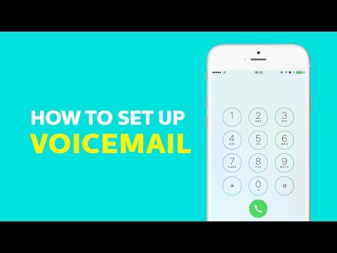 How to Set Up GSM Voicemail for the first time | TPO Mobile