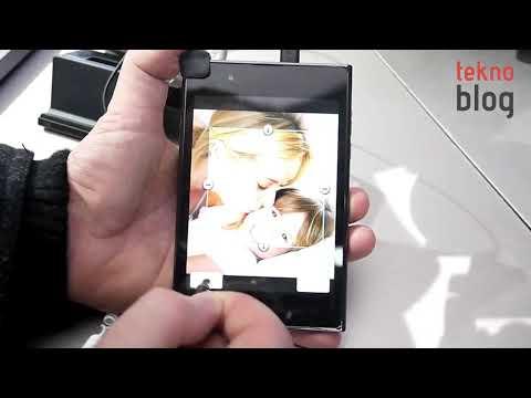 LG Optimus Vu Ön İnceleme