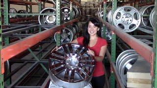 Factory Original Lincoln Aviator Rims & OEM Lincoln Aviator Wheels – OriginalWheel.com