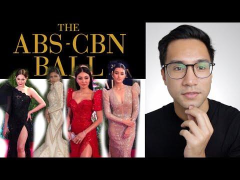 ABS-CBN BALL 2019 FASHION PHOTO REVIEW  - Yani And Fabio
