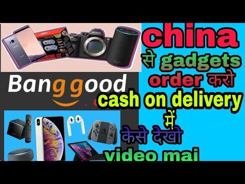 Banggood Se Gadgets Order Karo (cash On Delivery) Or Paytm Se Dekho Kaise