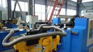 Смотреть видео Кузнечно-прессовое оборудование от компании Sahinler в Украине