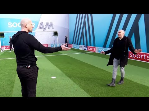 Jaap Stam left FUMING with Jimmy Bullard!   Soccer AM Pro AM