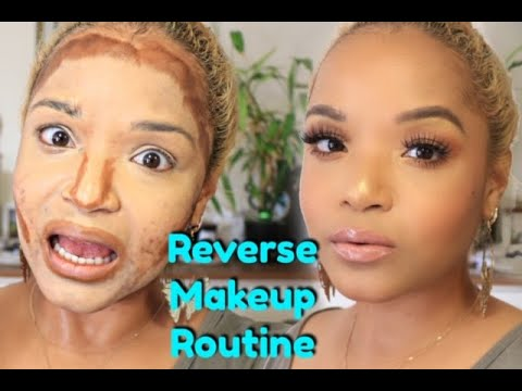 I TRIED FOLLOWING JLo's MAKEUP ROUTINE - EXTREME TRANSFORMATION