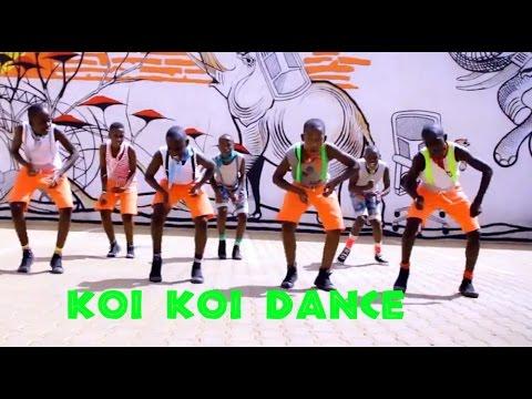 Triplets Ghetto Kids -  Koi Koi (Official Dance Video)