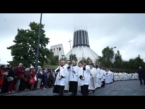 England and Wales celebrated first National Eucharistic Congress in 110 years