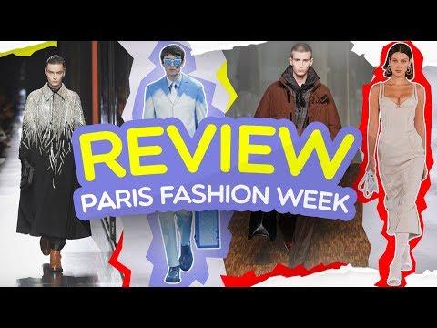 REVIEW PARIS FASHION WEEK 2020 !! (LOUIS VUITTON, OFF WHITE, DIOR, JACQUEMUS..)