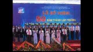Phim | THPT Quỳnh Côi lễ kỷ niệm 50 năm thành lập trường part 6 8 | THPT Quynh Coi le ky niem 50 nam thanh lap truong part 6 8