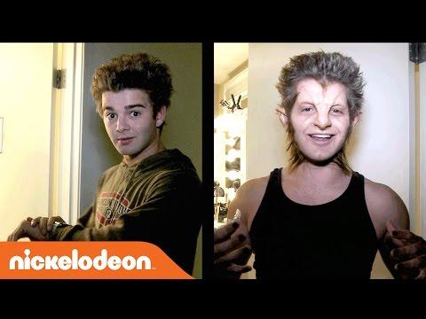 The Thundermans | Crazy Halloween Makeup Transformations | Nick