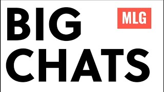 MLG Big Chat - A Church of the Word and Spirit