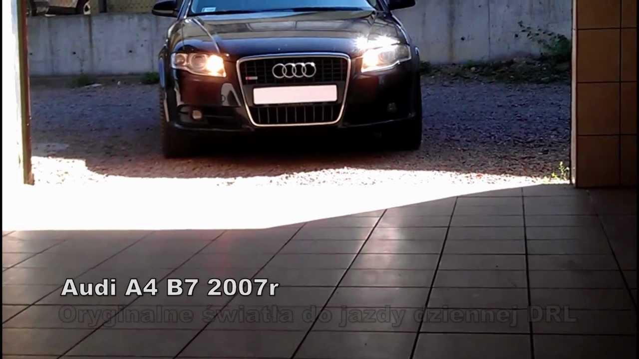 Audi A4 B7 Oryginalny Czujnik Zmierzchu I Drl Ms05 Wwwmsepl