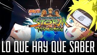 Lo que hay que saber de Naruto Shippuden Ultimate Ninja Storm Revolution