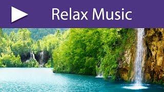 Waterfall | Nature Sounds and Relaxing Meditation Music for Zen Music Garden