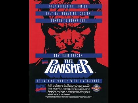 Arcade longplay - The Punisher