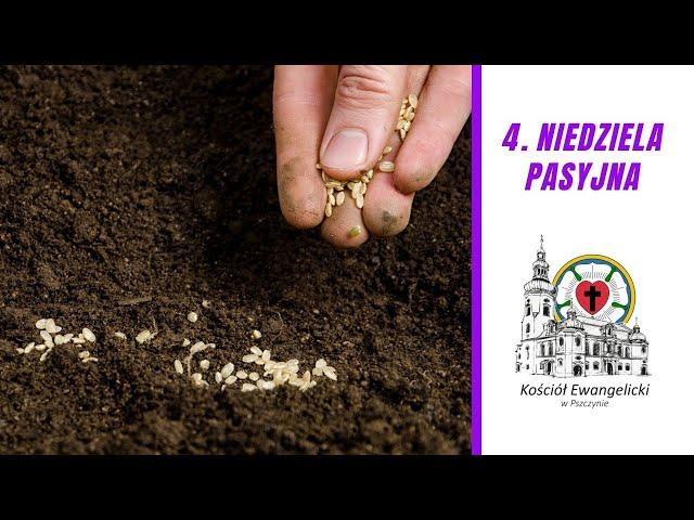 🔴  4. Niedziela Pasyjna (Wielki Post) -  14.03.2021 – 🔉 NA ŻYWO - Luteranie Pszczyna