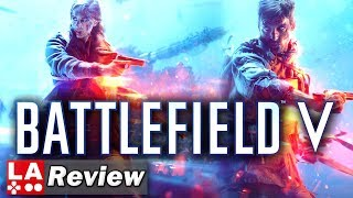 Battlefield V Review | PS4, Xbox One, PC (Video Game Video Review)