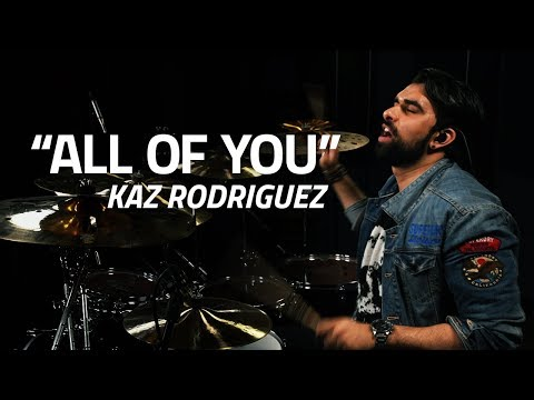 """""""All Of You"""" By Kaz Rodriguez (Drumeo)"""