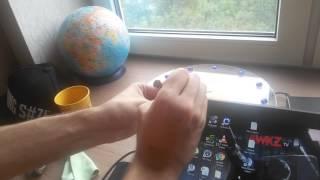 видео мерцает экран на ноутбуке