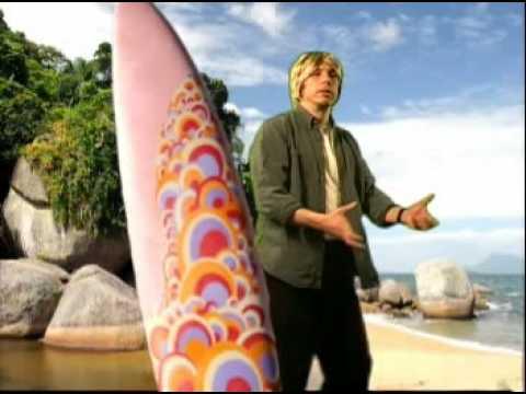 Splash The Surfer Dude