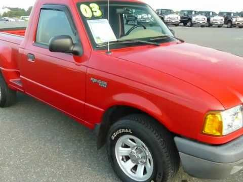 used truck maryland ford dealer 2003 ford ranger xlt stepside for sale youtube. Black Bedroom Furniture Sets. Home Design Ideas